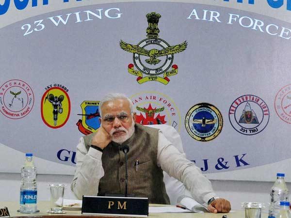 Narendra Modi Monitored Jammu Kashmir Flood Relief Operation Ajit Seth Discloses