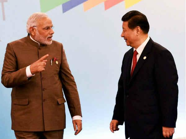 Modi Told Jinping Little Toothache Can Paralyse Whole Body