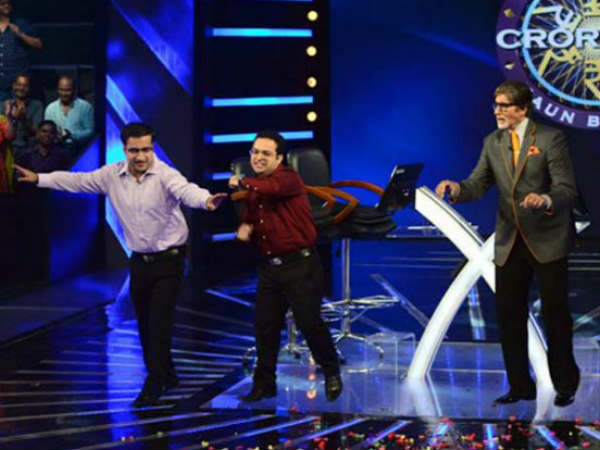 Kbc 7 Crore Winners Achin Sarthak Narula Get Thumbs Up Big B