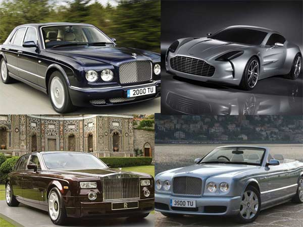 India S Most Expensive Luxury Vintage Cars