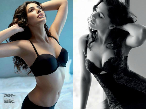 Nargis Fakhri Hot Maxim September 2014 Photoshoot