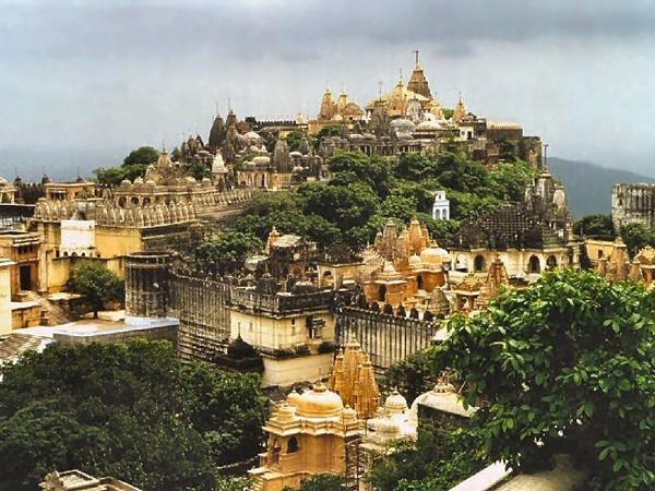 Palitana Is Holy Place Jain Pilgrimage Take Tour