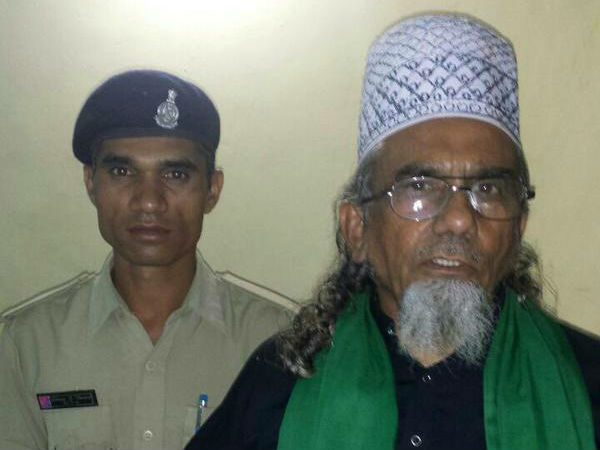 Gujarat Imam Mehdi Hasan Arrested On Eve Of Navratri For Hurting Religious Sentiments