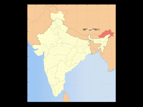 Gujarat Government Give Clarification On Misrepresentation Of Indian Map In Mou