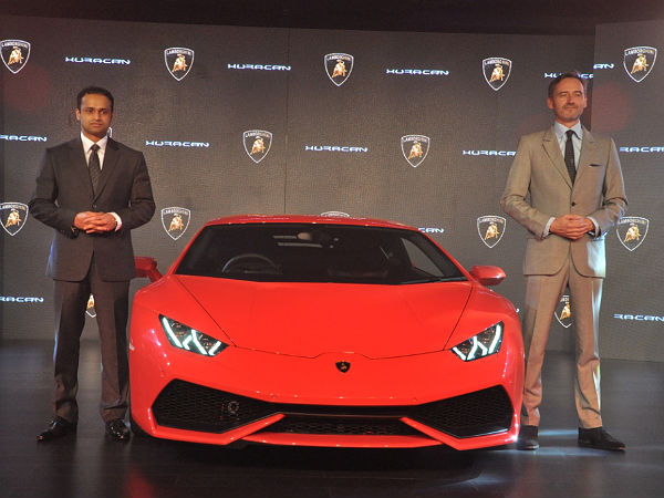 Lamborghini Huracan Price Specs Design Features Details