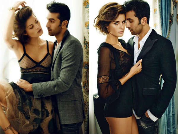Shocking Ranbir