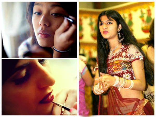 Navratri Special Look Stunning With These Make Up Tricks