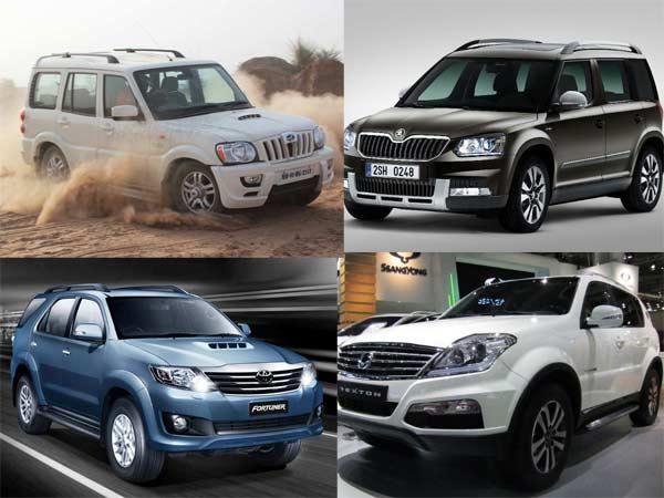India S Top 10 Best Diesel Suvs