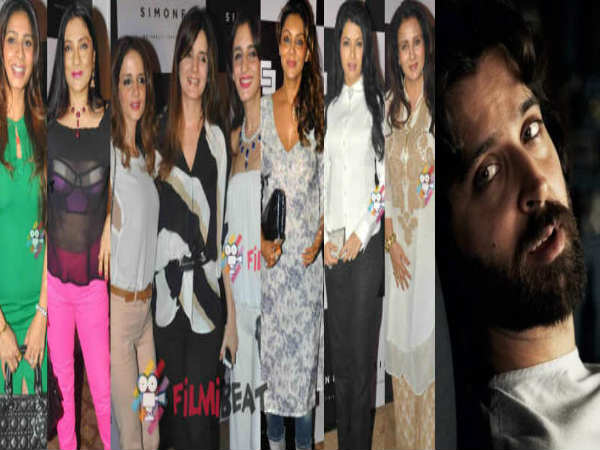 Simone Store Launch Suzanne Present But Hrithik Not Reached