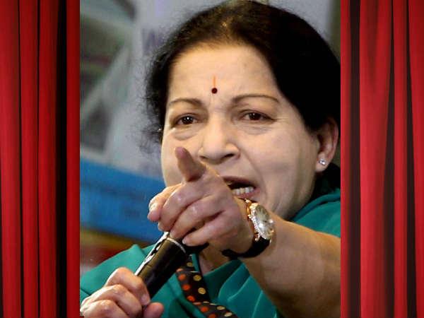 Jayalalitha Sentenced 4 Years Jail In Disproportionate Assets Case