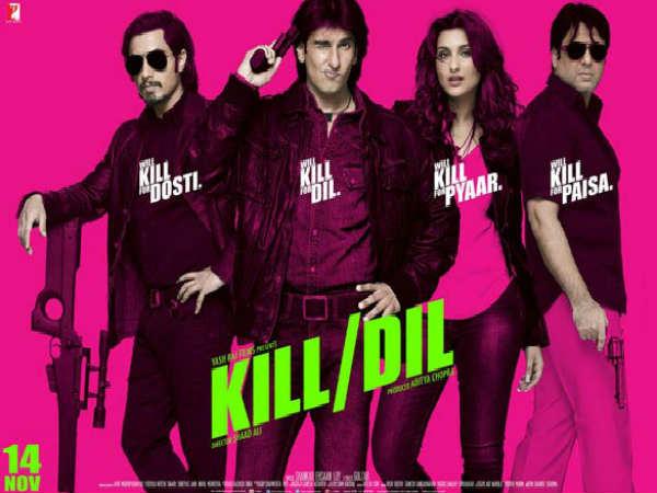 Kill Dill Set For November 14 Release