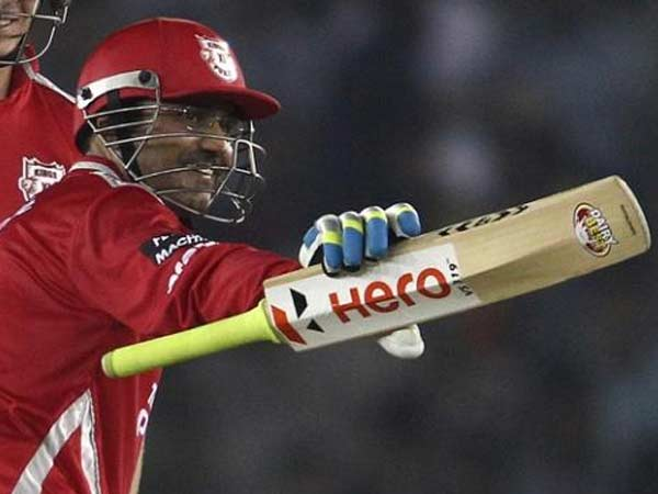 Virender Sehwag I Wanted Gift My Bat Manan Vohra