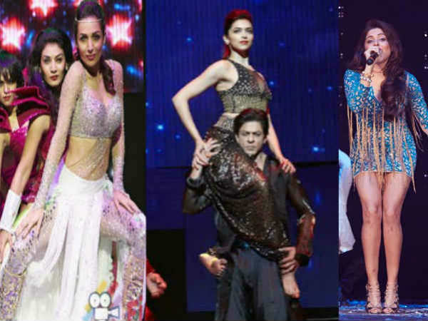 Slam The Tour Chicago Shahrukh Khan Deepika Padukone Pics