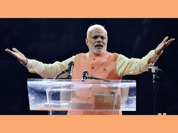 Full Text Indian Pm Narendra Modi Speech At Madison Square Garden New York On Sept