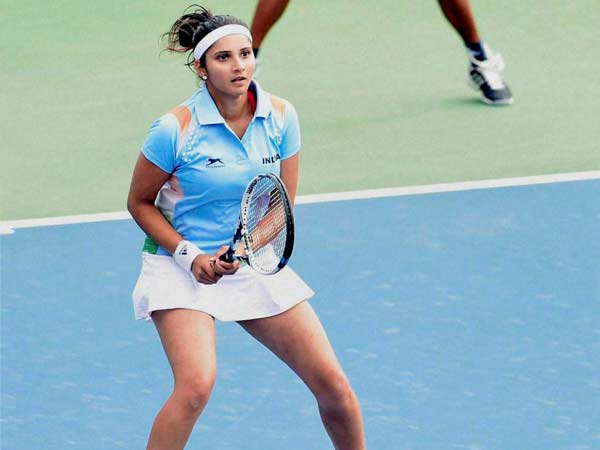Winning Five Asiad Medals Is Pretty Good Show Sania Mirza