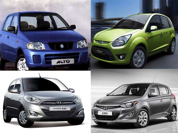 Top 10 Exported Cars India