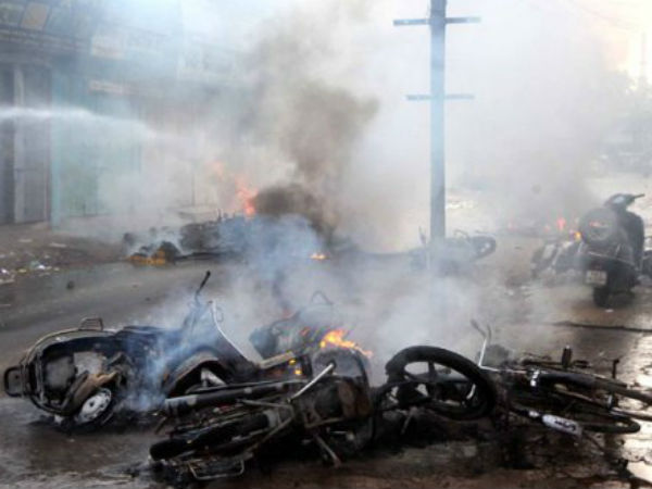 Communal Clashes Vadodara Explained