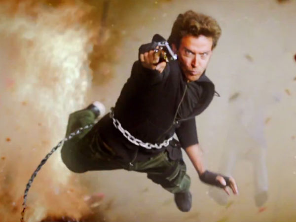 Bang Bang Movie 10 Breath Taking Stunts Performed By Hrithik Roshan