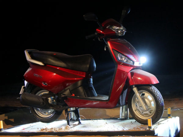 All You Need Know About Mahindra S Gusto Scooter