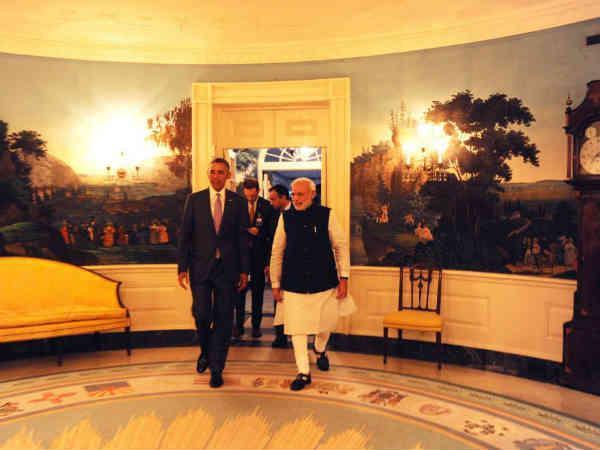Narendra Modi Barack Obama Write First Joint Editorial