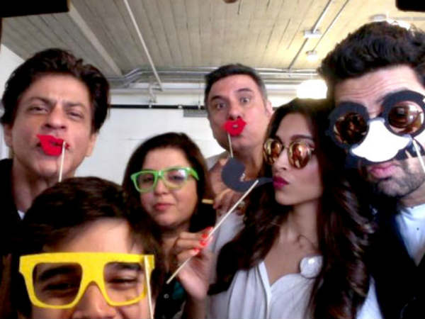 Shahrukh Khan His Happy New Year Co Stars Will Visit The Twitter Headquarters