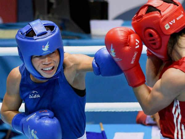 Mary Kom Wins Gold Asian Games