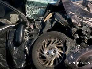 Accident On Dhandhuka Bagodara Highway Five Died On The Spot