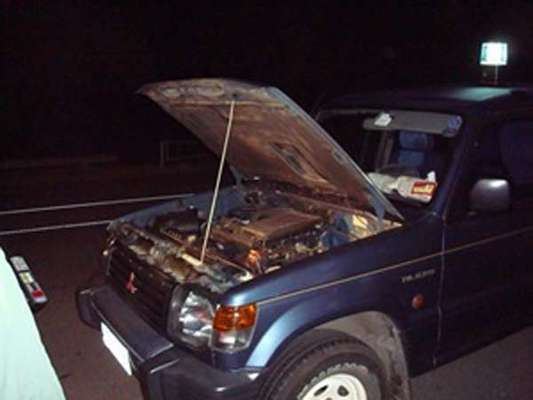 Tips Cool Down Hot Car