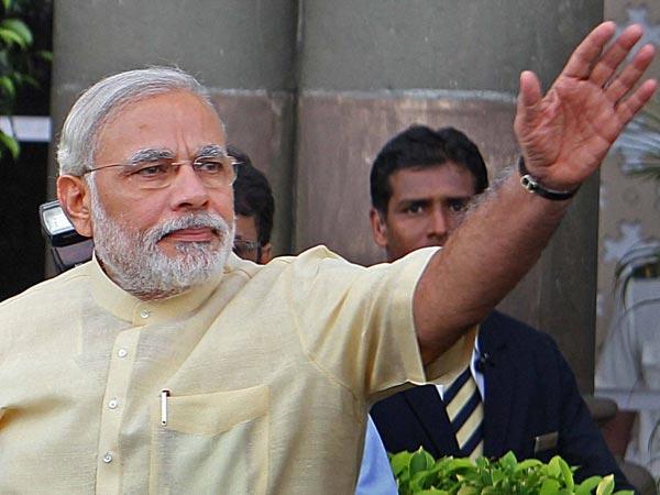 Pm Narendra Modi Addressed Rally Aurangabad