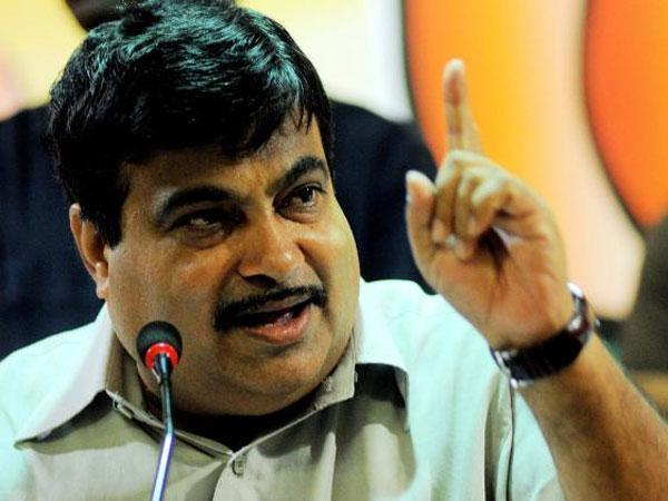 Pune Youth Detained Trying Hurl Shoe At Nitin Gadkari