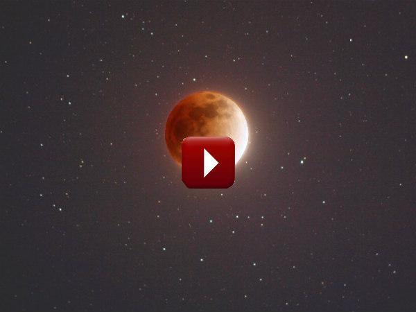 Webcast Total Lunar Eclipse Chandra Grahan Oct 8