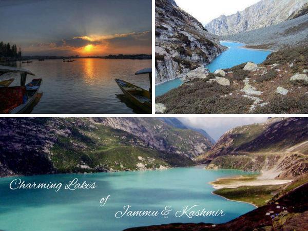 Beauty Redefined Lakes Jammu Kashmir