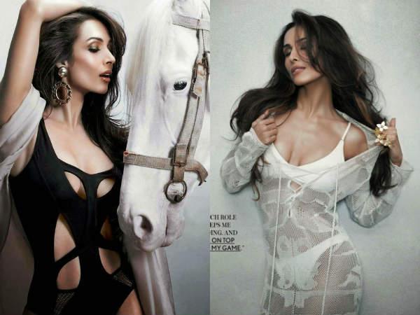 Malaika Arora Khan Latest Photoshoot Maxim Scan Magazine