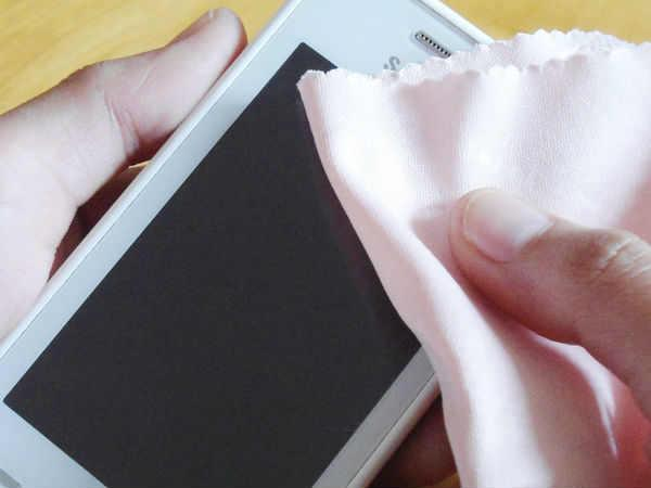How Clean Touch Screen