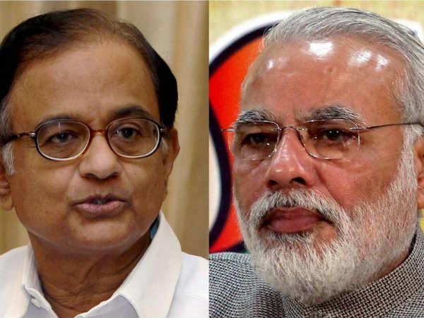Narendra Modi Is Prime Minister Of Gujarat Not India P Chidambaram