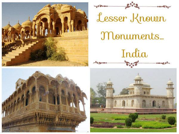 Monuments India The Hidden Treasure