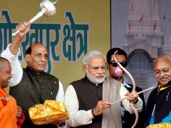 Exit Poll Modi Campaign Helps Put Bjp Ahead Mh Haryana