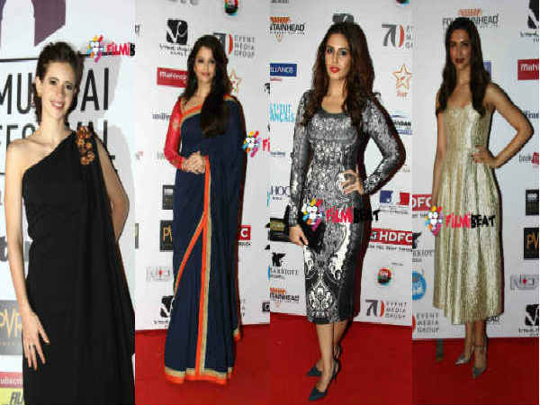 Aishwarya Rai Launched 16th Mumbai Film Festival