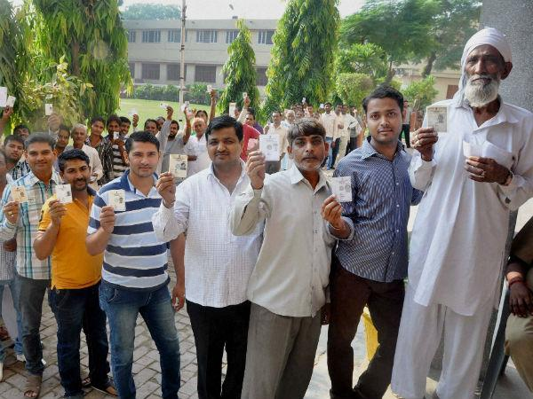Exit Poll Bjp To Emerge Single Largest Party In Maharashtra