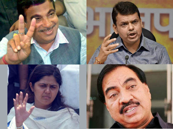 Exit Polls Give Bjp Edge In Maharashtra But Who Is Cm