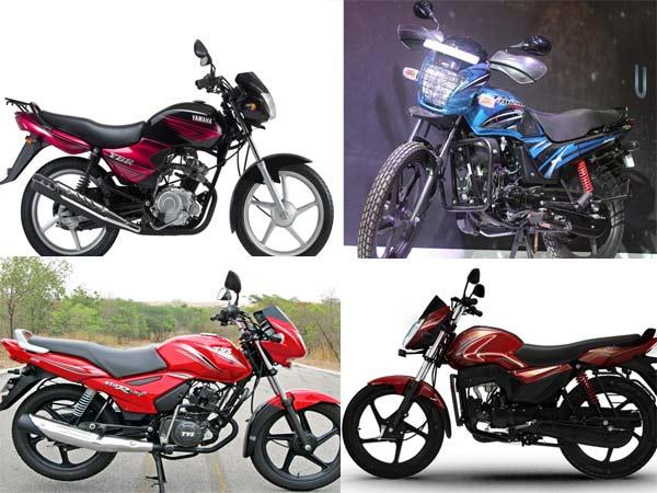 Passion Pro Tr Vs Yamaha Ybr 110 Vs Tvs Star City Vs Mahindra