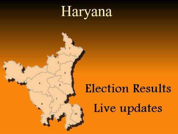 Haryana Assembly Election Results 2014 Live Updates Gujarati