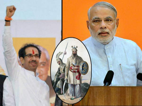 Uddhav Thackeray Goes Like Marathas In Third Battle Of Panipat