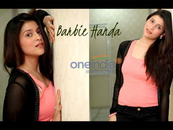 Zid Poster Released With Liplock Between Karanvir Sharma Barbie Handa
