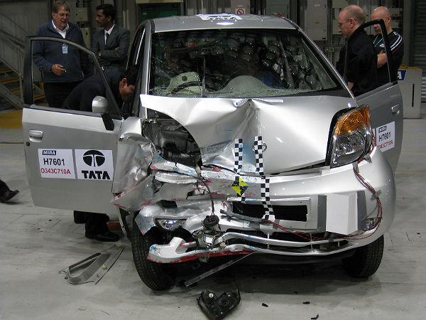Indian Cars To Face Crash Tests