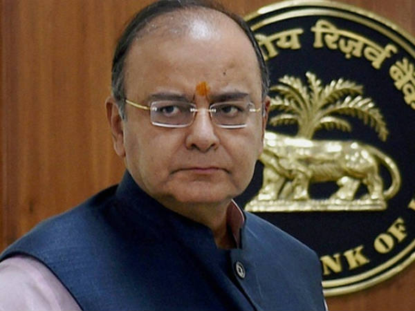Arun Jaitley Hints At Upa Ministers Name In Black Money List