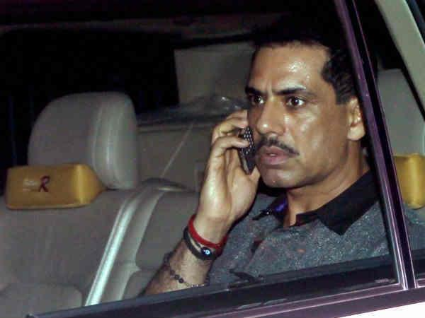 Haryana Government Probe Shady Deals Robert Vadra