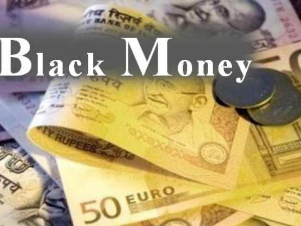Government Submits 627 Black Money Account Holder Name