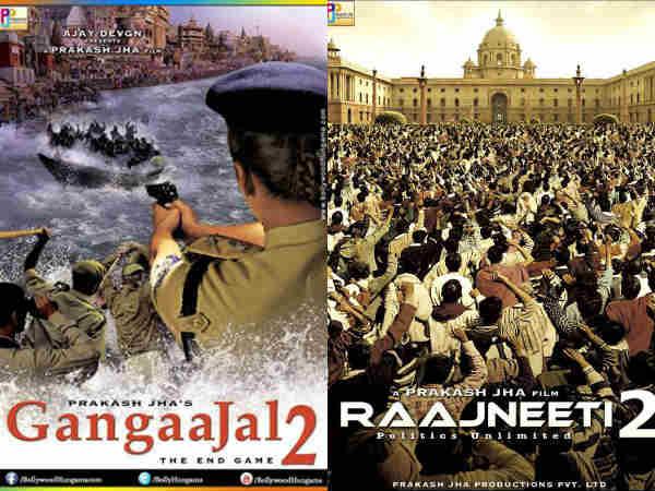 Ajay Devgan Graces The Launch Prakash Jha S New Films