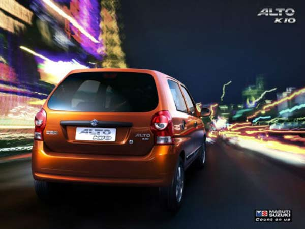 Maruti Suzuki Launching Next Gen Alto K10 On 4th November